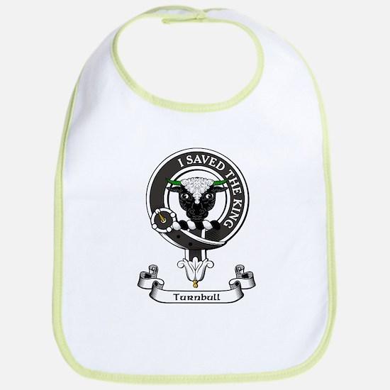 Badge-Turnbull [Know] Cotton Baby Bib