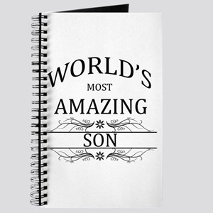 World's Most Amazing Son Journal