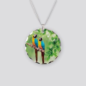 Macaws Necklace