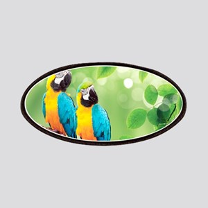 Macaws Patches