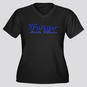 Fargo North Dakota Plus Size T-Shirt