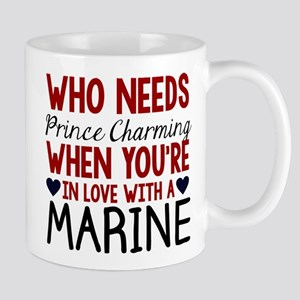 WHO NEEDS PRINCE CHARMING Mugs