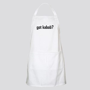 Got Kabob? BBQ Apron