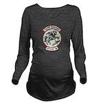 VP-18 Long Sleeve Maternity T-Shirt