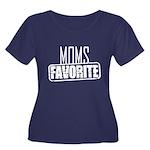 Moms Favorite Plus Size T-Shirt