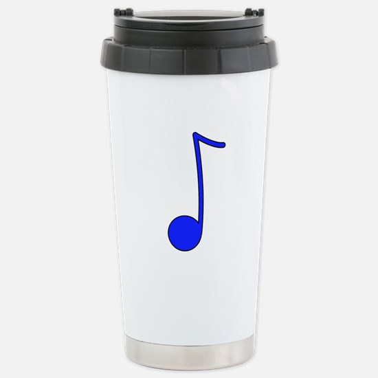 Blue Note Stainless Steel Travel Mug