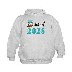 Class of 2028 (Owl) Hoodie