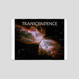 Transcendence Nebula Sean Christopher 5'x7'Area Ru