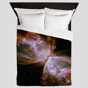 Transcendence Nebula Sean Christopher Queen Duvet