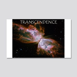 Transcendence Nebula Sean Christopher Wall Decal