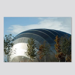 Glasgcow IMAX cinema Postcards (Package of 8)
