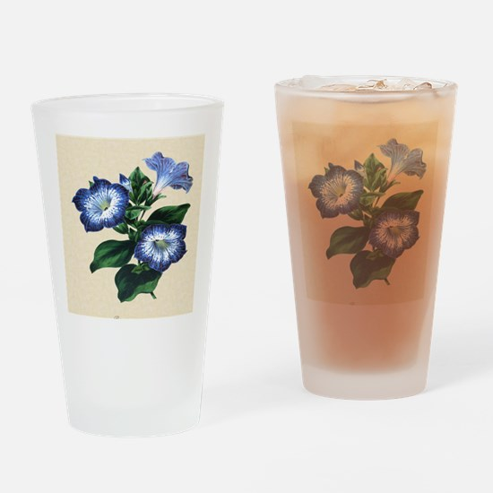 Paxton's Petunia punctata Drinking Glass