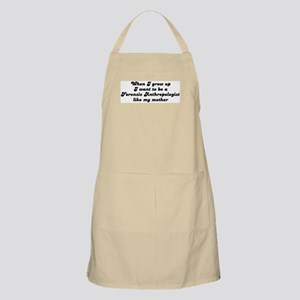 Forensic Anthropologist like  BBQ Apron