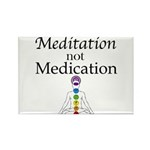 Meditation not Medication Magnets