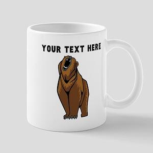 Custom Bear Roar Mugs