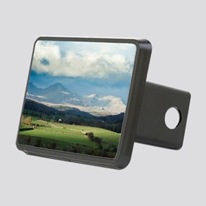Blawith Knott in Cumbria Rectangular Hitch Cover