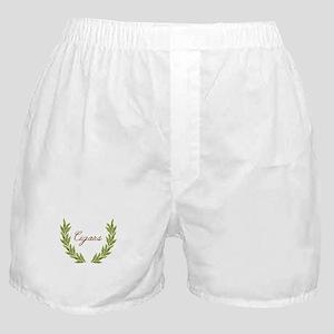 Cigars Boxer Shorts