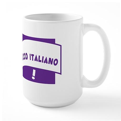 Make Mine Bracco Large Mug