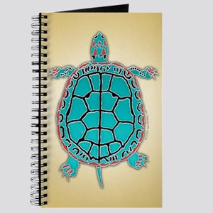 Turtle in Turquoise Journal