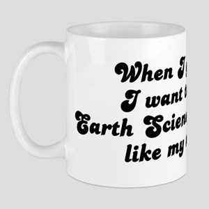 Earth Sciences Teacher like m Mug
