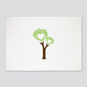 Tree Hugger 5'x7'Area Rug