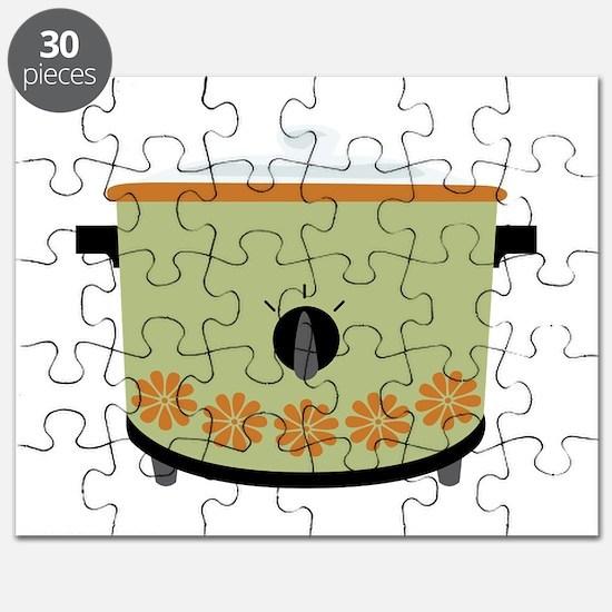 Crock Pot Slow Cooker Puzzle