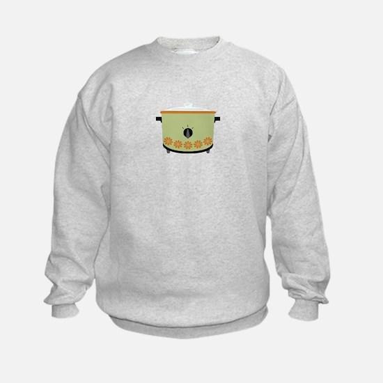 Crock Pot Slow Cooker Sweatshirt