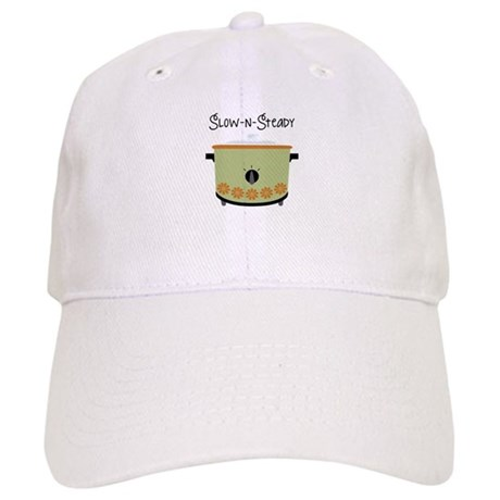 Slow-N-Steady Baseball Cap