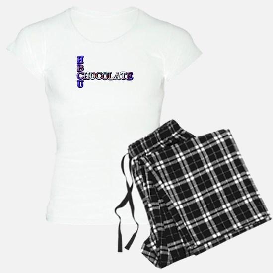 HBCU CHOCOLATE Pajamas