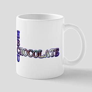 HBCU CHOCOLATE Mug