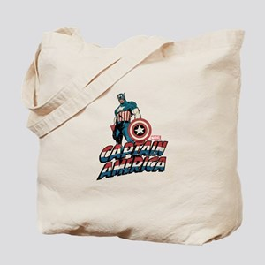 Captain America Classic Tote Bag