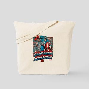 Captain America Classic Tote Bag