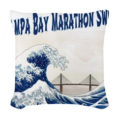 17th Annual TBMS Woven Throw Pillow