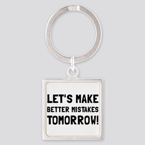 Better Mistakes Keychains