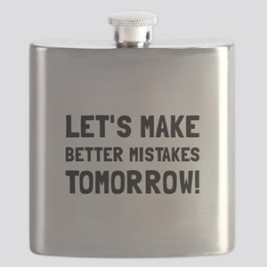Better Mistakes Flask