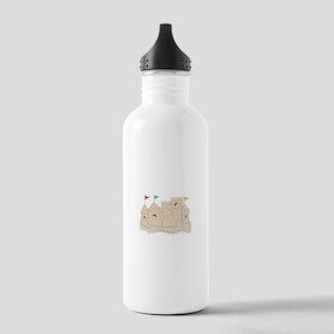 Sandcastle Water Bottle