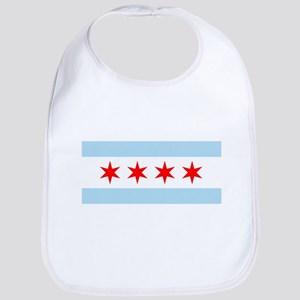Flag of Chicago Bib