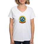 VP-19 Women's V-Neck T-Shirt