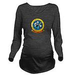 VP-19 Long Sleeve Maternity T-Shirt