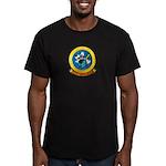 VP-19 Men's Fitted T-Shirt (dark)