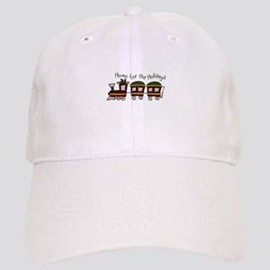 Home For The Holidays Baseball Cap