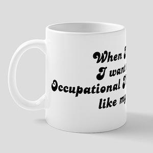 Occupational Therapy Student  Mug