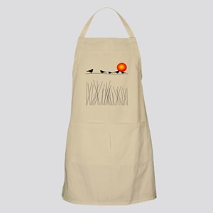 Birds On a Wire A Apron