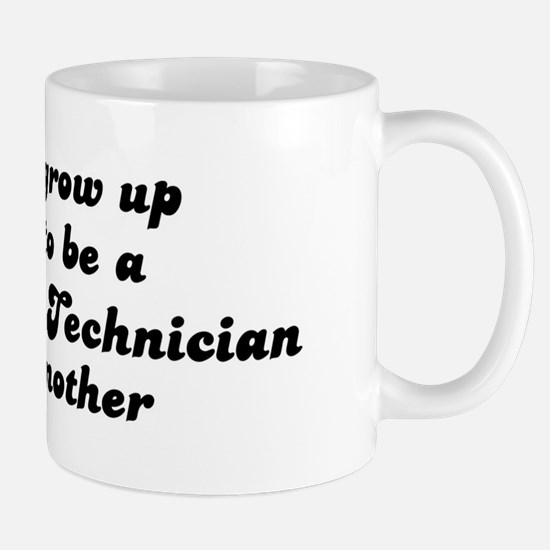 Medical Lab Technician like m Mug
