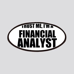 Trust Me, Im A Financial Analyst Patches