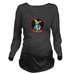 VP-1 Long Sleeve Maternity T-Shirt