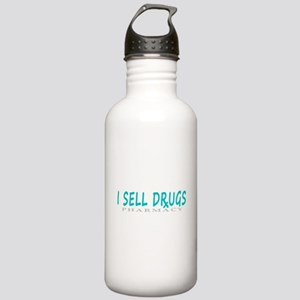 I Sell Drugs Stainless Water Bottle 1.0L