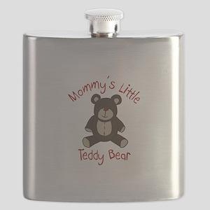 Mommys Teddy Bear Flask