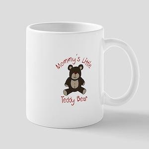 Mommys Teddy Bear Mugs