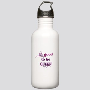 Its Good To Be Queen Stainless Water Bottle 1.0l